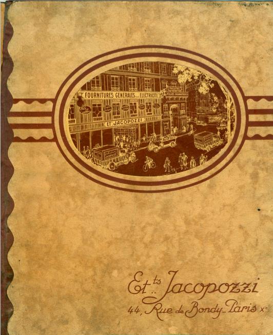 Brochure commerciale des Etablissements Jacopozzi (1)