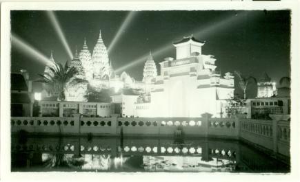 Temple d'Angkor à l'exposition coloniale de 1931 (2)