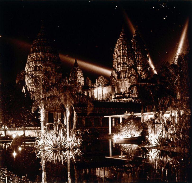 Temple d'Angkor par Fernando Jacopozzi